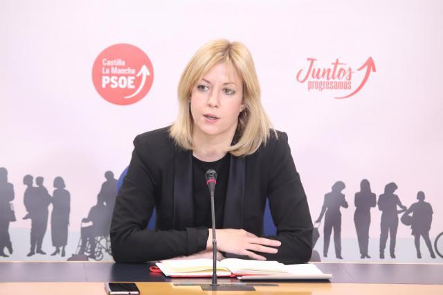 CLM | El PSOE insta a Núñez a imitar más a Feijóo y a Arrimadas y menos a Abascal