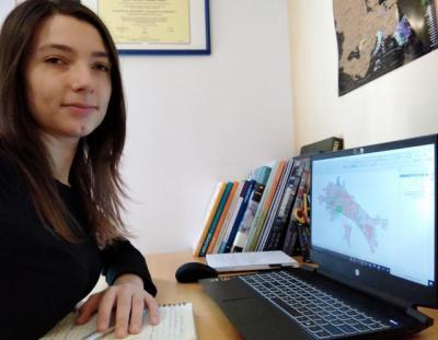 TALAVERA | El mapa de una geógrafa talaverana que te ayudará en los desplazamientos por la ciudad