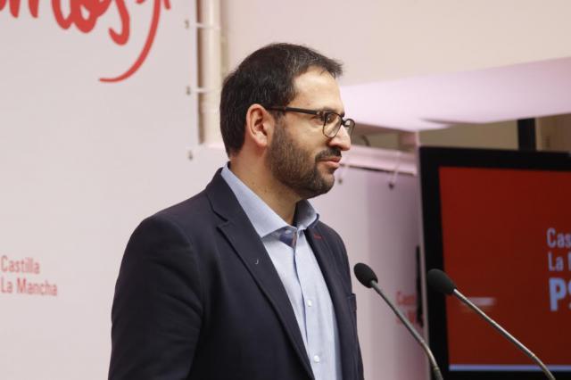 COVID-19 | El PSOE insta a Núñez a pedir perdón por acusar a Page de ocultar fallecidos en CLM