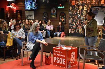 Casi 300 personas participan en el Foro de Mujeres Empoderadas organizado por el PSOE Talavera