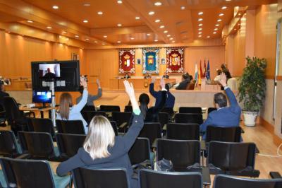 TALAVERA   Rechazadas las proposiciones de la oposición en el marco del Covid-19