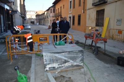 El Ayuntamiento ha invertido más de 3 millones en obras de pavimentación