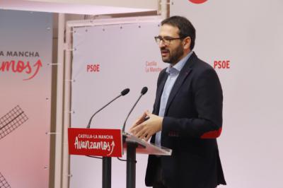 CLM | Gutiérrez aplaude el camino de acuerdo iniciado con Cs y pide urgentemente al PP sus propuestas
