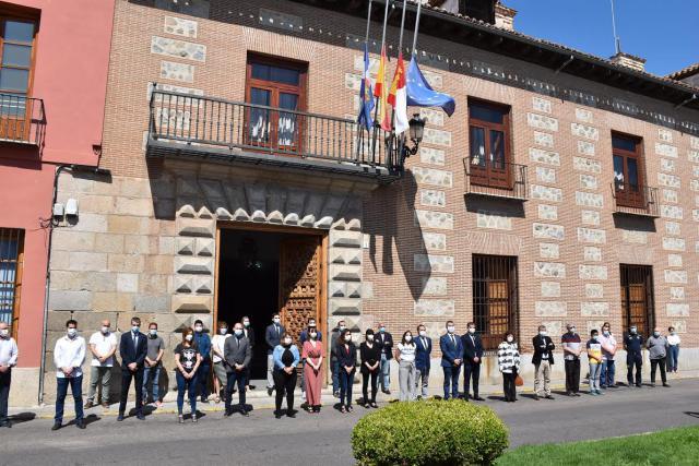 LUTO OFICIAL | La alcaldesa de Talavera: