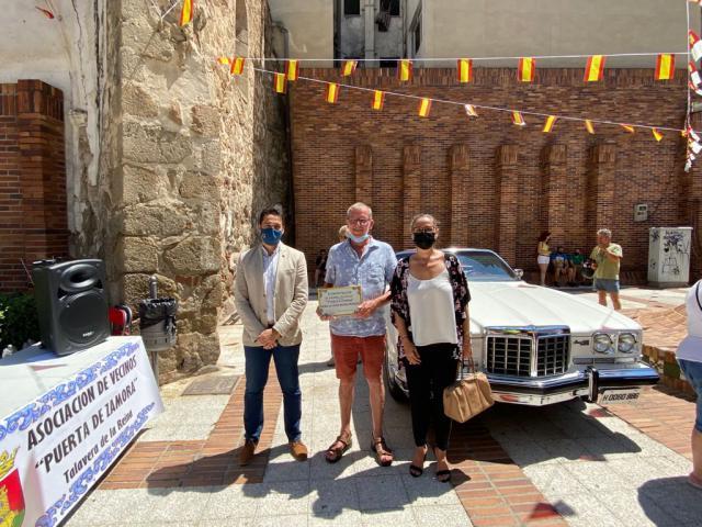 I Concentración de Coches Clásicos en el barrio Puerta de Zamora