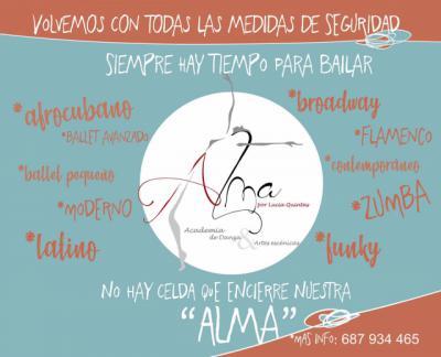 TALAVERA   'ADAE Alma' vuelve con más ritmo e ilusión que nunca