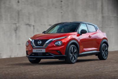 El nuevo Nissan JUKE redefine los crossover: más personalidad, un mejor rendimiento y tecnologías revolucionarias