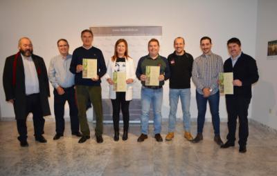La Diputación de Toledo entrega la homologación a 7 nuevos senderos provinciales