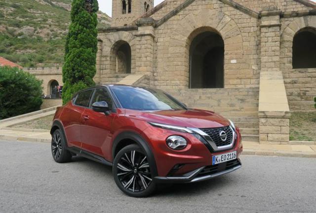 Nissan reina en el crossover: 430.000 vehículos vendidos en España