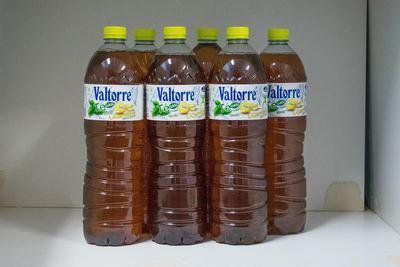 'Té al limón', la nueva bebida premium de Valtorre