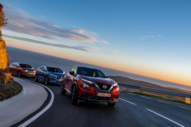 Nissan populariza la tecnología para que llegue a todo el mundo y mejorar la seguridad