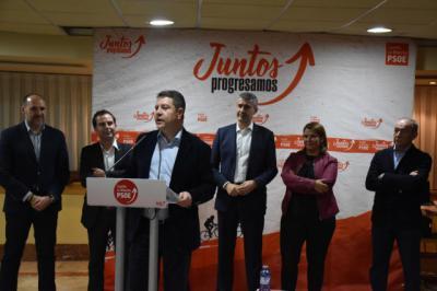 El PSOE reitera su apuesta por el futuro de Talavera