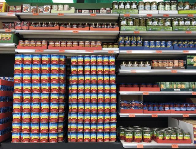 MERCADONA | Compra 180.000 toneladas de tomate español de pera para venderlo en conservas