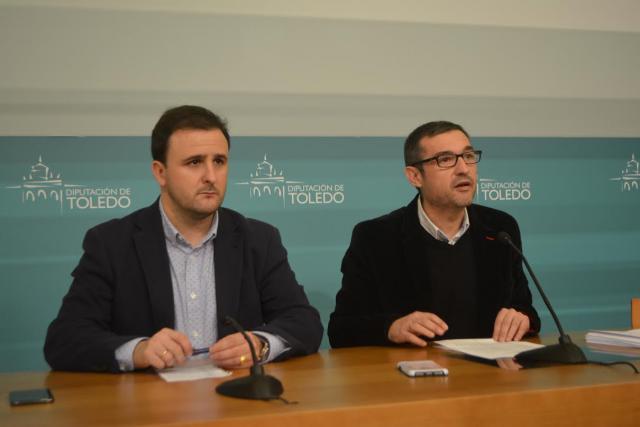 Diputación de Toledo denunciará a Cs si no rectifica de forma 'inmediata' sus acusaciones sobre las oposiciones