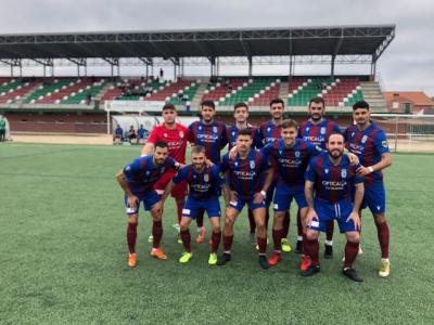 El CD Cazalegas-Ebora Formación empata sin goles a domicilio