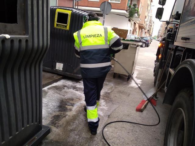 ÚLTIMA HORA | Talavera reforzará la desinfección de calles por el Covid-19