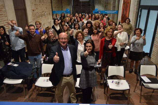 Clausura de los cuatro talleres de empleo de IPETA en los que se han formado 32 talaveranos