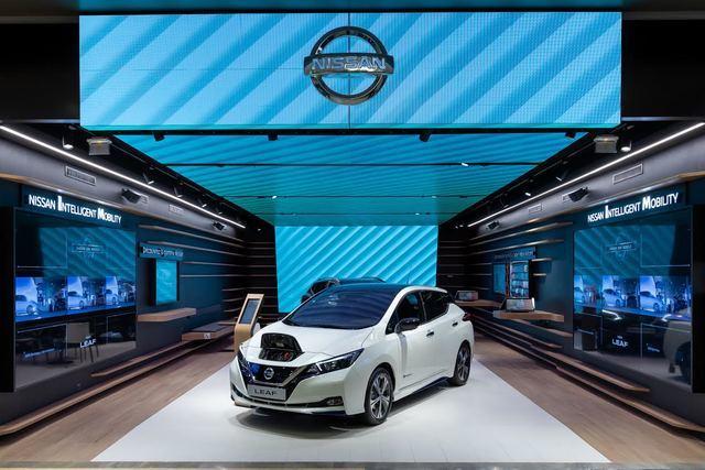 10 razones por las que Nissan es líder en electrificación