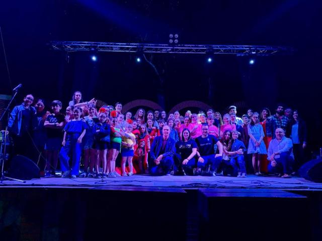 Éxito del primer 'Got Talent Solidario' celebrado Cazalegas