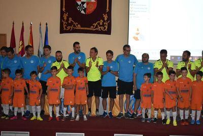 El Club de Fútbol Élite Talavera presenta su nuevo proyecto 'Élite 4.0'