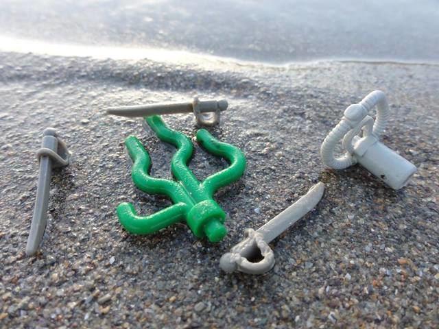 Cosas insólitas que te puedes encontrar este verano en la playa