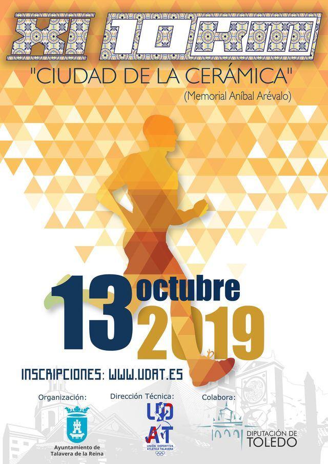 10 kilómetros 'Ciudad de la Cerámica', la carrera que muestra 'los encantos de Talavera'
