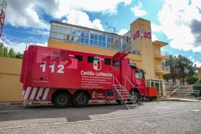 CORONAVIRUS   CLM plantea a Interior concienciar sobre el buen uso del 112 para evitar consultas sobre la pandemia