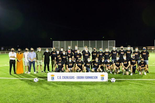 Presentación del Club Deportivo Cazalegas - Ebora Formación | Facebook