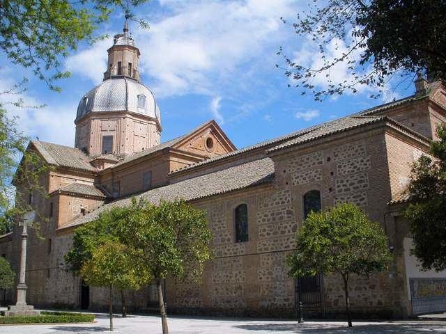 Basílica de Nuestra Señora del Prado, de Talavera de la Reina