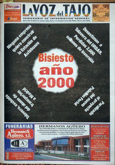 PORTADAS | 'Mil números y cuatro décadas haciendo periodismo' (III)