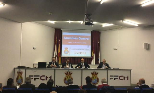 El 25 de abril habrá presidente de la Federación de Fútbol de CLM