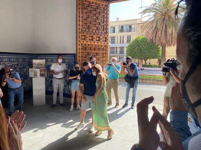 Sandra Sánchez y el oro olímpico en Talavera: todas las fotos