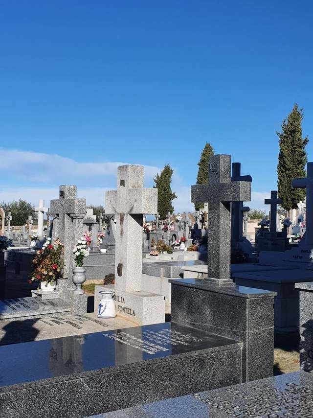 Cementerio de San Martín de Pusa | Foto: Facebook Ayuntamiento