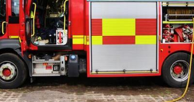 TORRIJOS   Un trabajador herido tras un incendio en una empresa