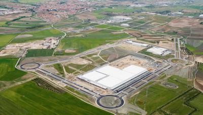 Otra multinacional instalará una gran plataforma logística en la provincia de Toledo
