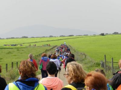 El domingo inauguran el quinto tramo del Camino Real de Guadalupe
