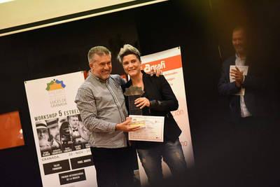 La fotógrafa Valeria Cassina, premiada en el certamen Internacional 'Luces de Granada'