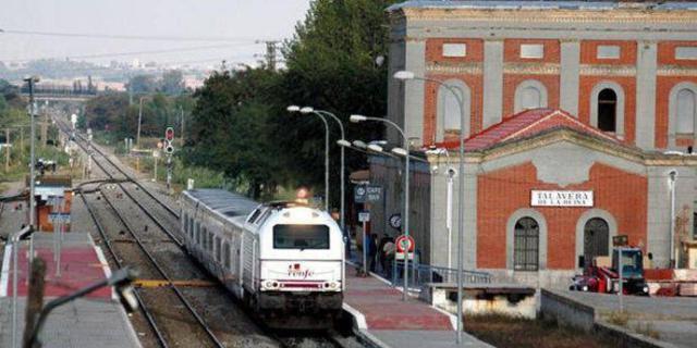 Renfe confirma la venta de billetes en la estación de tren de Talavera