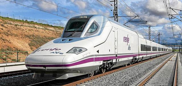AVE | Foto: RENFE