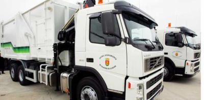 TALAVERA | El Ayuntamiento compra varios vehículos para la recogida de basura