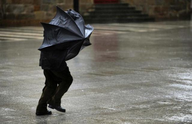Las cinco provincias de CLM estarán este miércoles en alerta por lluvia y viento