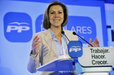 La Junta reta a Cospedal y al PP a que 'expliquen que no hubo recortes