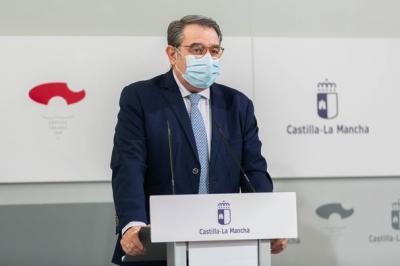 SANIDAD CLM | El consejero Fernández Sanz: