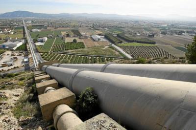 Murcia firma el Manifiesto Levantino por el Agua pidiendo 'nuevos trasvases'