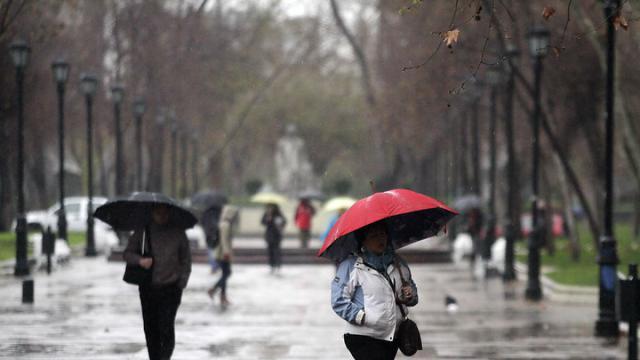 EL TIEMPO | Lluvias y chubascos y temperaturas con cambios ligeros