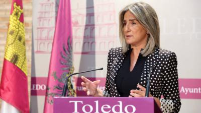 COVID-19 | La alcaldesa de Toledo en aislamiento domiciliario por un positivo cercano