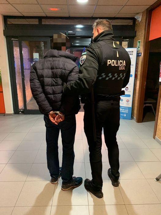 TOLEDO | Detenido un hombre por realizar tocamientos a una mujer sin su consentimiento