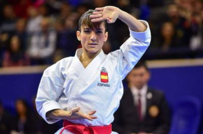 La karateca talaverana Sandra Sánchez recaudará fondos para Cebolla