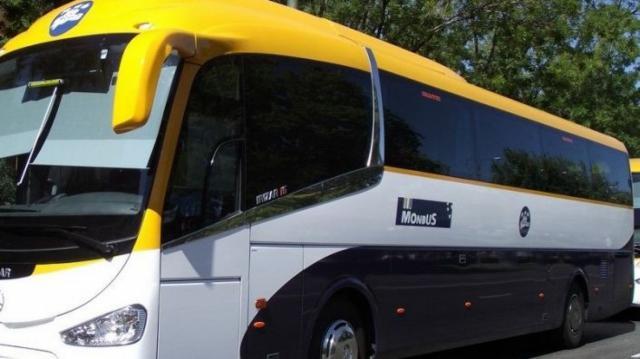 Monbús suprime elservicio de transporte en 50 municipios de la región en noviembre