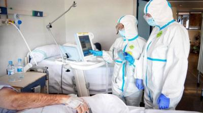 CORONAVIRUS   2 hospitalizados en Talavera por Covid